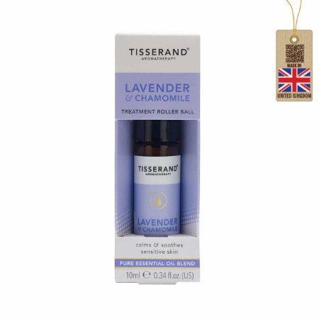Roll On Lavanda e Camomila 10 ml - Tisserand