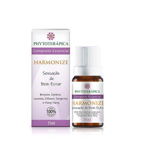 Composto Essencial Harmonize 15ml - Phytoterápica