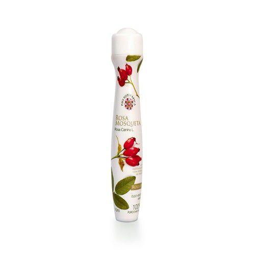 Óleo Vegetal Rosa Mosqueta Roll On 10ml - Phytoterápica