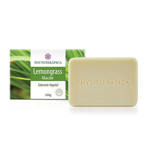 Sabonete Lemongrass e Abacate 100g - Phytoterápica