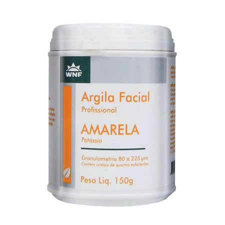 Argila Amarela 150g - WNF