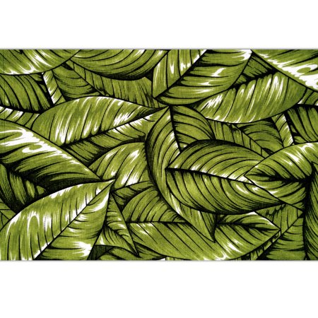 Jogo Americano Verde Bananeiras Brasil - 4 unds