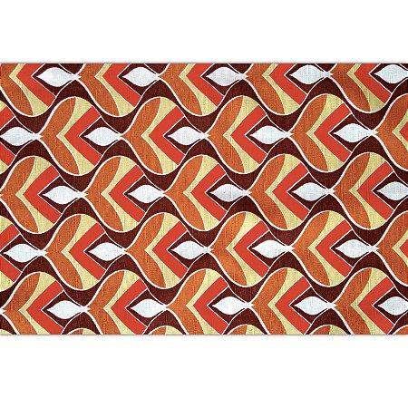 Jogo Americano Mosaico Colorido Indiano - 4 unds