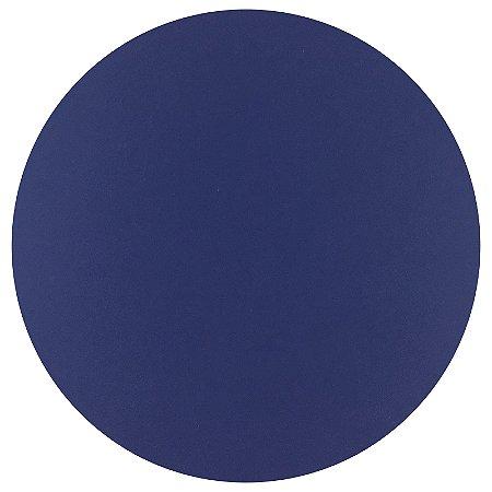 Kit 4 Capas para Sousplat Azul Marinho 30x30