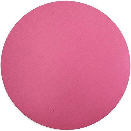 Kit 4 Capas para Sousplat Pink 35cmx35cm
