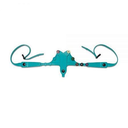 ECG Belt MD® Eletrodos precordiais tipo cinto