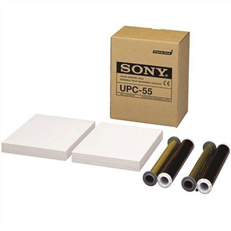 Papel Sony UPC-55 Termo Sensível Cromático