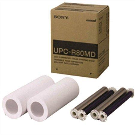 Papel Sony UPC-R80MD Termo Sensível Cromático