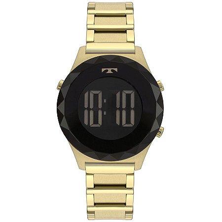Relógio Technos Dourado Digital