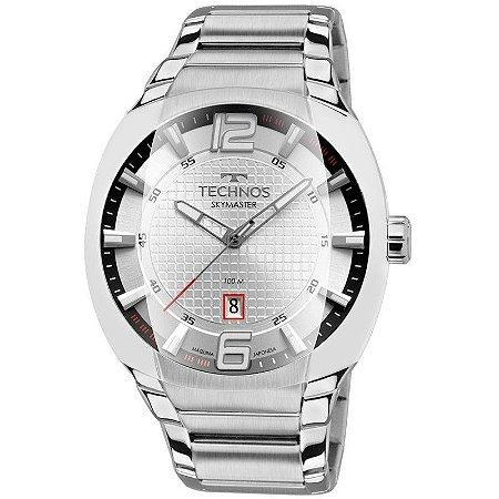 Relógio Tecnhos Prata