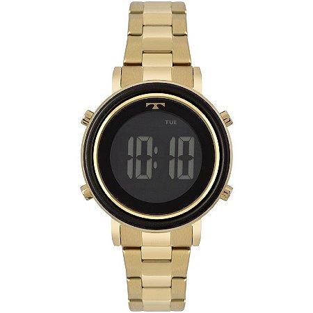 Relógio Technos Digital Dourado