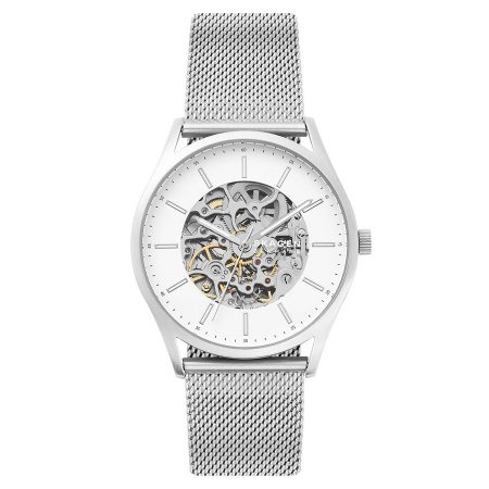 Relógio Skagen Masculino Prata