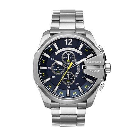 Relógio Diesel Masculino Prata