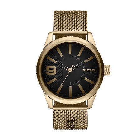 Relógio -Diesel Masculino Dourado