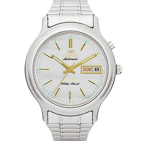 Relógio Orient Branco