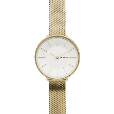 Relógio Skagen Dourado