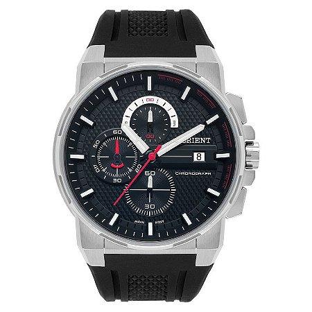 Relógio Orient Prata/Preto