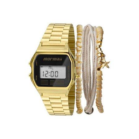 Relógio Mormaii Digital Vintage