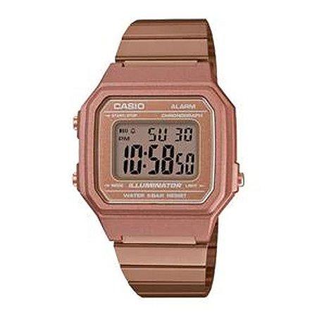 Relógio Casio Rosê