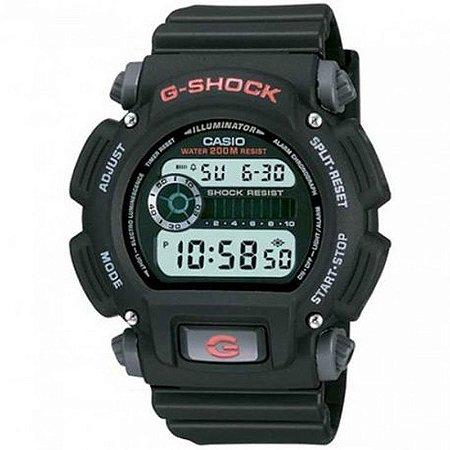 Relógio Casio Digital Preto