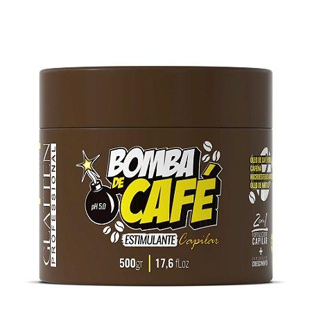 Máscara Bomba de Café 500gr