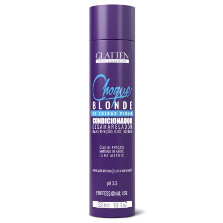 Condicionador Choque Blonde 300ml