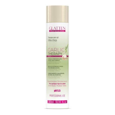Shampoo Garlic 300ml