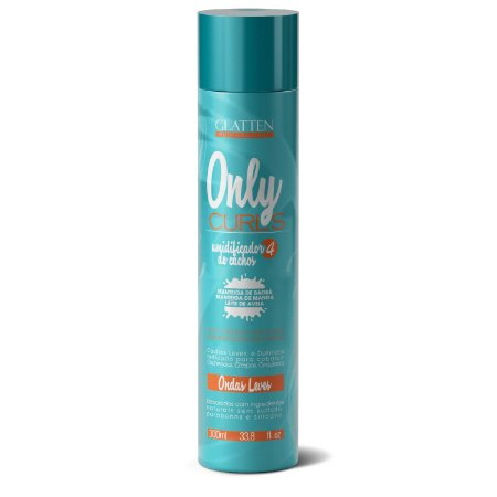 Umidificador Only Curls 300ml