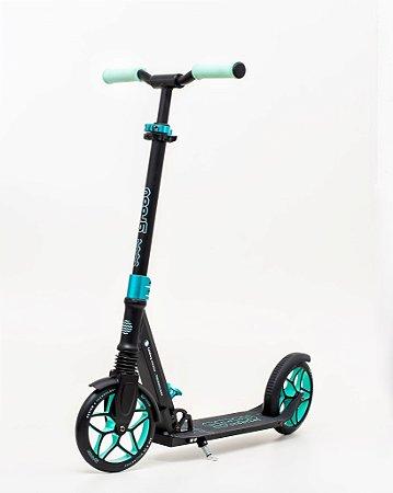 Scooter Groov patinete Dobrável - rodas 200mm C/ suspensão - Tiffany