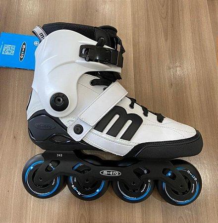 Patins Micro Skates Beat com base New Super Flat 80mm - tamanho 41/42BR novo