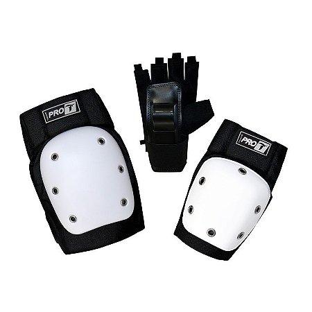 Kit de Proteção Traxart DG 300 - Patins e Skate