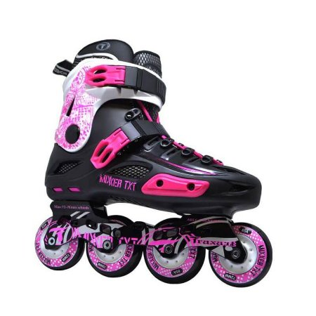 Patins Traxart Mixxer Rosa Pink - Freestyle Slalom
