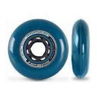Rodas Rollerblade Hydrogen 80mm 85a Azul Marinho - 8 rodas