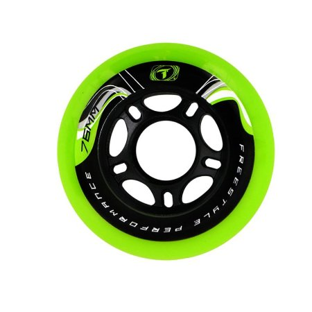 Rodas Traxart Krazyleg 76mm Performance Freestyle - 4 rodas