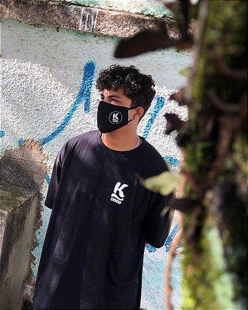 Camiseta Koncept inline - Edição Limitada / PRETA