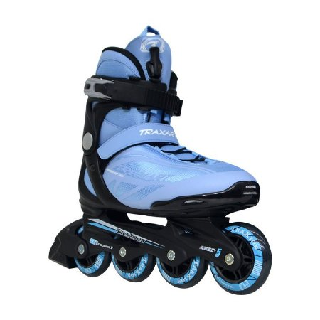 Patins Traxart Fitness Traxion - Azul