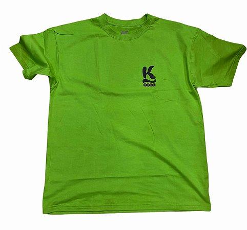 Camiseta Koncept Since 2013 - Verde