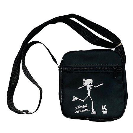 Shoulder Bag - Liberdade Sobre Rodas Jeeh Vieira
