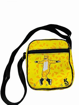 Shoulder Bag - Jeehrafa amarela