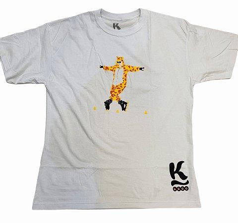 Camiseta Jeeh Vieira - Jeerafa branca