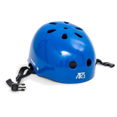 Capacete ARS protection Rookie  - Azul