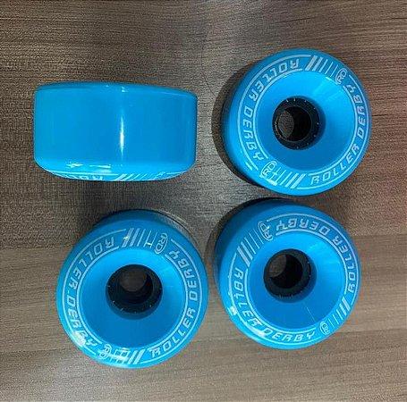 8 Rodas Quad - RollerDerby