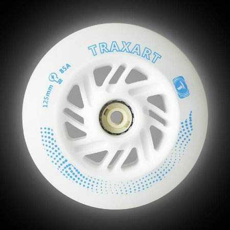 3 rodas inline Traxart LED 125mm / 85a
