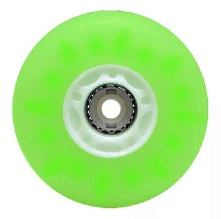 1 Roda Led / Verde - 76mm 83a