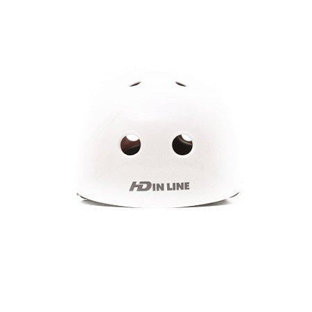Capacete HD Inline - Branco