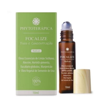 Composto Essencial Focalize Roll on 10 ml Phytoterápica