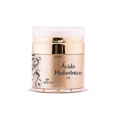 Creme de Ácido Hialurônico 30 g
