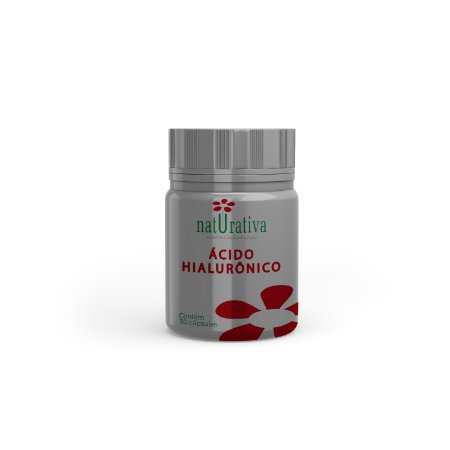 Ácido Hialurônico 75 mg   60 Cápsulas