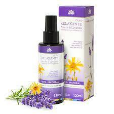 Óleo de Massagem Relaxante 120 ml
