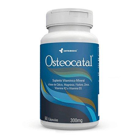 Osteocatal 300mg 90 cápsulas Catalmedic
